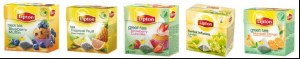 Palette Lipton Pyramid Tea Chocolate Muffin