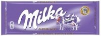 Palette Milka alpine milk chocolate