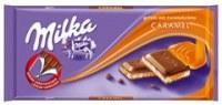 Palette Milka Caramel Cream Chocolate