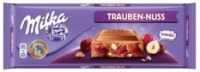 Palette Milka raisins & nuts chocolate