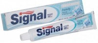 Palette Signal dentifrice daily white