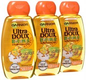 Palette Ultra doux shampooing kids abricot
