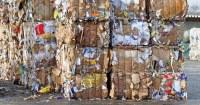 Proveedor de residuos de papel y cartón