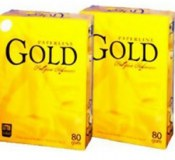 Paperline ORO A4 COPIA PAPEL 80GSM / 75gsm / 70gsm 102-104%