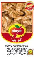 Pâtes à la viande de boeuf halal