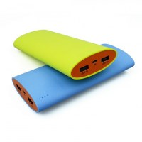 Portable power bank supply for mobile phone
