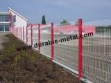 Welded Wire Garden Fence