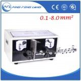 PFL-03 Ordinateur contrôlé fil d'alimentation du téléphone décapage machine de découpe