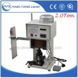 PFL-2000 Machine de sertissage et de sertissage de fils plats