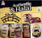 Productos aves francesas Halal exportación
