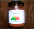 Picadillo para untar de alcachofa y pimiento