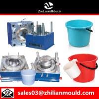 Molde balde Inyección de plástico de alta calidad.