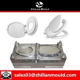 Alta calidad higiénico inyección molde cubierta de asiento de plástico.