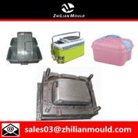 Caja de herramientas molde de inyección de plástico de alta calidad