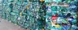 Dechet de bouteille plastiquue