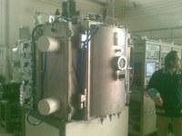 PVD metalizadora de arco catodico