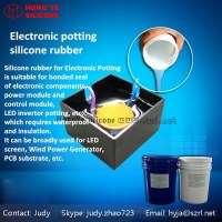 Silicone potting: 9055#