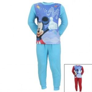 12x Mickey Polar Pijama de 2 a 8 años