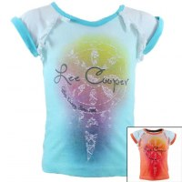 10x manga corta camisetas Lee Cooper de 6 a 14 años