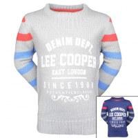 12x Cashmere jumpers Lee Cooper de 2 a 12 años