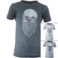18x camisetas de manga corta RG512 de 4 a 14 años