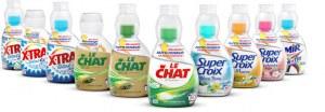 """Lessive en cubitainer """"le Chat machine"""" et """"super croix"""""""