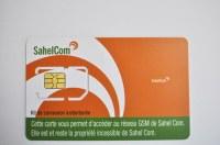 Blanc carte sim avec le réseau 2G 3G 4G