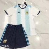 Uniforme de fútbol de camiseta de fútbol local de Argentina 2019-2020