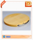 High-quality wooden cutting board with S/S hanger