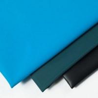 Heavy Duty VINILO / PVC recubierto de tela para Delantales y baberos para adultos