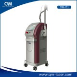 Q-switched profesional Nd: YAG Laser Tattoo Removal Machine