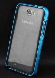 TOP VENTE! Ultra Fine BUMPER Aluminium coque metal pour Samsung Galaxy Note II N7100 Ga...