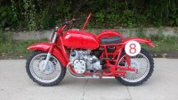 Detailed Description Detailed introduction to Customized red color 750cc motorcycle: Pr...