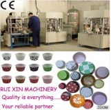 Rim curling cake cup machine,edge rolling cake cup machine