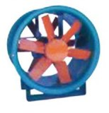 Axial flow ventilator/mine fan/mining ventilation system/axial fan