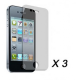 Grossiste, fournisseur et fabricant Film de Protection pour iPhone 4 (lot de 3 pièces)