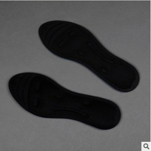 Dynamic Liquid Massaging Orthotic Insoles Shoe Inserts Arch Support Foot Pain Relief Gl...