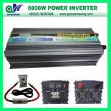 6000W DC12V AC220V Modified Sine Wave Power Inverter (QW-6000MBB)