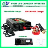 600W DC to AC Power Inverter with UPS (QW-600MUPSCV)