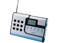 Radio de voyage numérique AEG DRR 4107