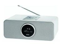 Radio stéréo AEG SR 4372 BT/DAB+ (Blanc)