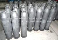 Reaction Bonded silicon carbide burner nozzle