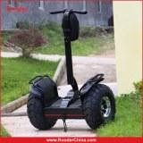 Auto estilo Segway equilibrio aerotabla scooter eléctrico de Rooder