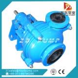 Anti-corrosión caucho liner slurry pump