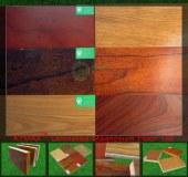 RYMAX laminado magnesio baldosa | Impermeable del azulejo de suelo | Pisos Fireproof