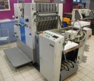 Máquinas de Artes Gráficas RYOBI 522, 512, 3302M, 520, 510, 500
