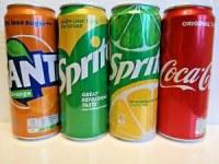 Coca Cola, Fanta,Pepsi Sprite 7up 330ml