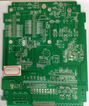 Smart Electric Meter Printed Circuit Board Double-sided