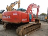 Used Hitachi Crawler Excavator EX200-3,22000usd