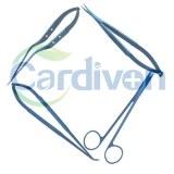 Titanium Cardiovascular Thoracic Plastic Surgery Instruments- Scissors